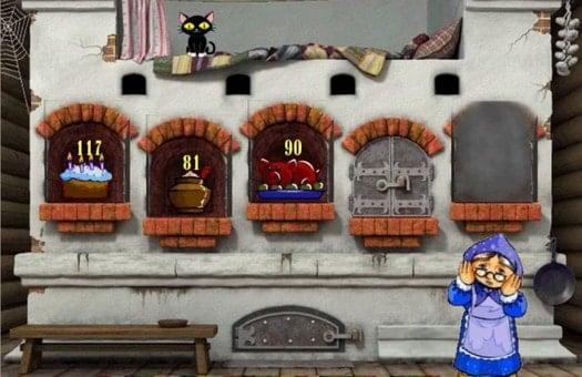 Бонусная игра в автомате Keks