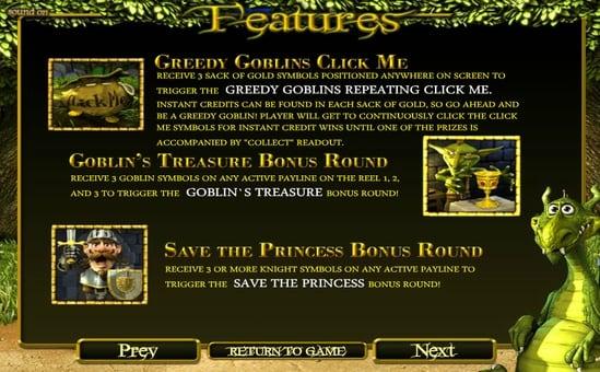 Бонусные игры в автомате Once Upon a Time