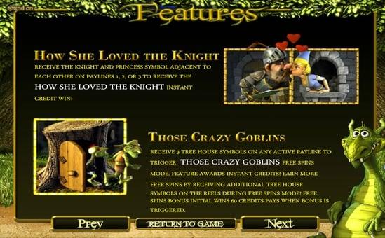 Игровая функция и фриспины в слоте Once Upon a Time
